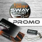 Промо продукция SWAY