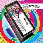 Ножницы прямые SWAY ART Balance& Harmony 5,50