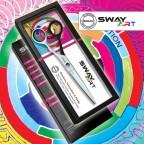 Ножницы прямые SWAY ART Balance& Harmony 6,00