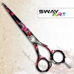 """Ножницы прямые SWAY ART Fiesta 5,50"""" артикул 110 30455 5,50"""