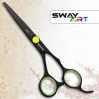 Ножницы прямые SWAY ART 2014 Neon G  5,00