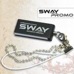 Флеш-память на цепочке 4 GB SWAY (шт.) артикул 996 999996 фото, цена