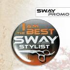 Значек-бедж SWAY (шт.) артикул 996 999998 фото, цена sw_14712-01