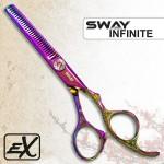 Ножницы филировочные SWAY INFINITE EXELLENT 5,50