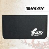 Чехол SWAY STYLIST для 2 ножниц + аксессуаров с карманом й на молнии артикул 110 999006 фото, цена sw_15068-01